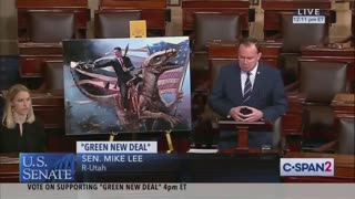 Sen Mike Lee On Green New Deal