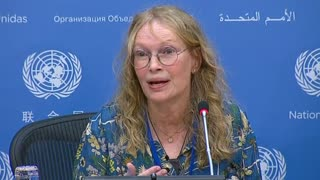 Mia Farrow's plea for the Central African Republic - Video