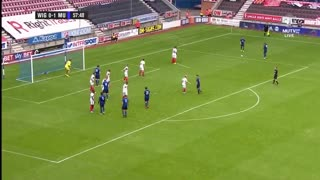 Andreas Pereira Amazing Goal vs Wigan - Video
