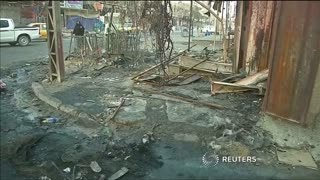 Bombings kill at least 17 in Iraq - Video
