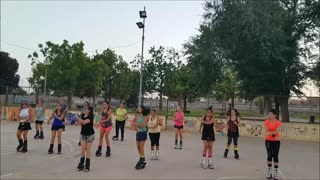 Kangaroo Dance Cardio - Video