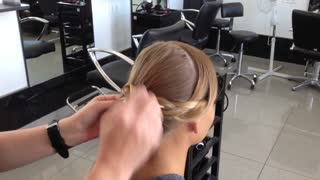 HOW TO: SIMPLE UPDO | Bridesmaid Hairstyles