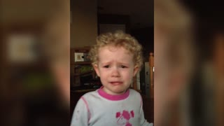 Baby Girl Really Wants To Drink Beer - Video