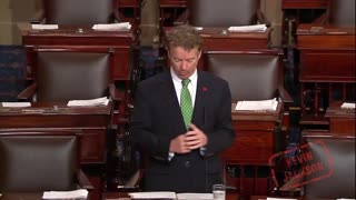 Rand Paul- Capitalism is Stronger than Socialism - Video