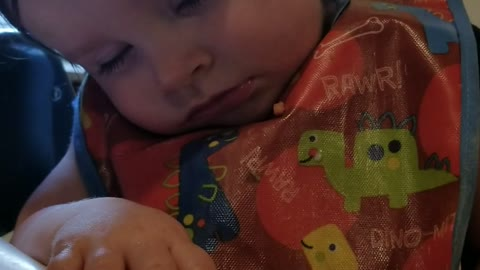 1 year old To tired to eat