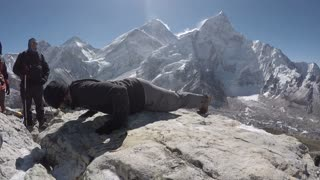 Mount Everest Envy - Video