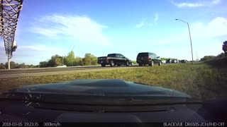 Seizure While Driving - Video