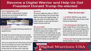Steve Sargent guest on BEST CLOSER SHOW - Digital Warriors USA
