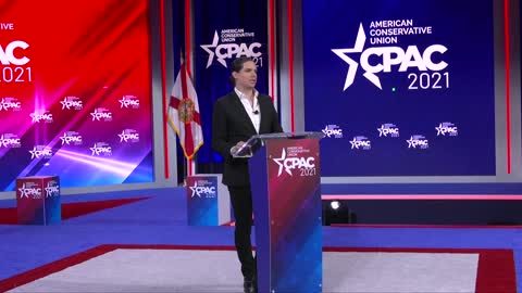 CPAC 2021- The Left's Assault on a Free People, Big Media
