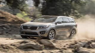 KIA SORENTO - 2016 KIA SORENTO FIRST TEST REVIEW #Auto_HDFr