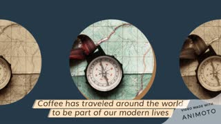 History of coffee in under 1 minute