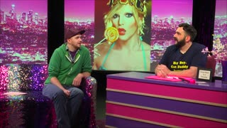 Jiz: Look at Huh on Hey Qween with Jonny McGovern - Video