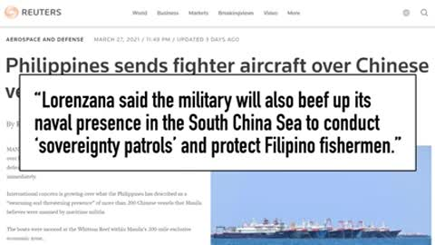 China vs. Philippines - Dangerous Dispute in South China Sea.m