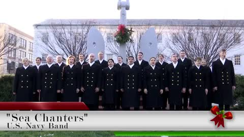 All US Military Branches Joined Forces to Deliver a Christmas Greeting