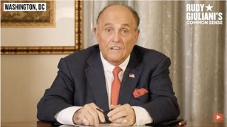 "Rudy Giuliani - ""It's Time to Make a Stand"""