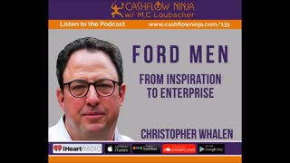 Christopher Whalen Talks About Ford Men, From Inspiration to Enterprise