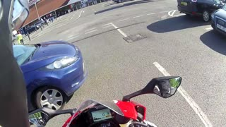 One Angry Man in a Mini Cooper - Video