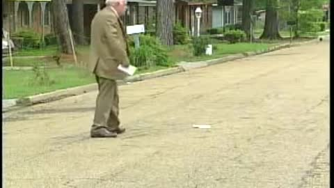 Bert Case: Dog Attack - WLBT Archive