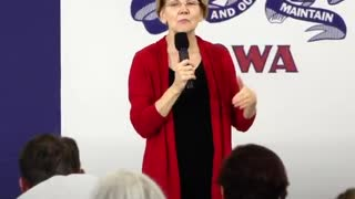 Warren Wants 'To Get Rid Of' The Electoral College [WATCH]