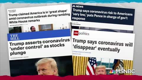 Mad dog Rachel Maddow wants to yank Trump off TV during coronavirus briefings