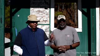 The Two Alphas Talk - Up coming gun control laws