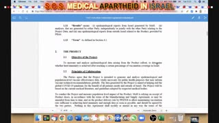 Sacha Stone MEDICAL APARTHEID IN ISRAEL