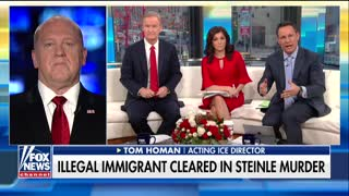 'This Isn't the America I Grew Up In:' ICE Director Blasts Sanctuary City Policy After Steinle Case - Video