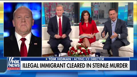 'This Isn't the America I Grew Up In:' ICE Director Blasts Sanctuary City Policy After Steinle Case