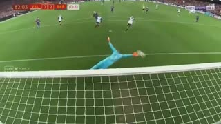 Gol de Rakitic vs Valencia - Video