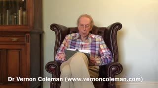Dr Vernon Coleman Breaks Down In Tears