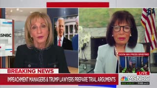 Andrea Mitchell and Rep. Jackie Speier