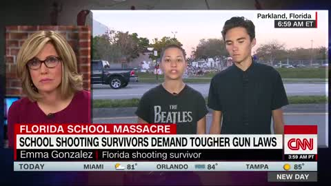 Now FL Student Reps Are Calling NRA 'Child Murderers'
