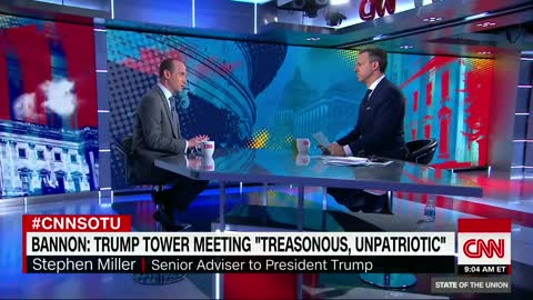CNN Host Cuts Off Trump's Senior Advisor After Heated Exchange on Live TV