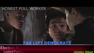 EXCLUSIVE LEAKED VIDEO~!!!!!Election Night at the polls