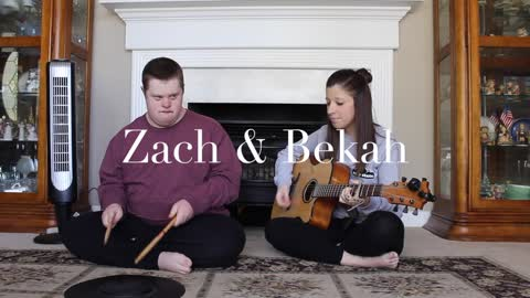 Jolene- Dolly Parton (Cover with my brother who has Down Syndrome)
