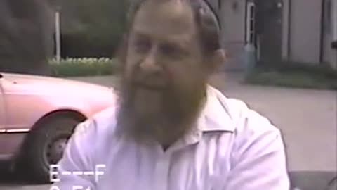RARE- Rabbi Meir Kahane speaks about -Uncomfortable questions for comfortable Jews