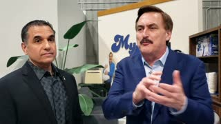 Mike Lindell HUGE ANNOUNCEMENT: He Tells Dominion that He has Their Machines!