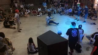 Street dance COMPETITION