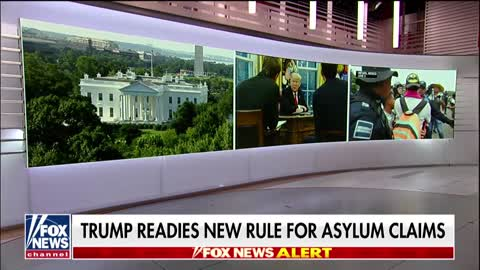 Trump readies new rule to curb abuse of asylum system