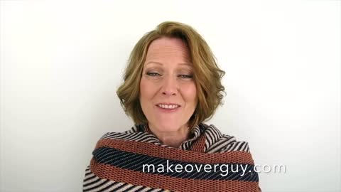 MAKEOVER: I Feel So Young, by Christopher Hopkins, The Makeover Guy®