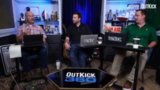 OutKick 360 Celebrates The Masters & Paul's Wardrobe