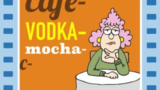Aunty Acid's Coffee Funnies - Video