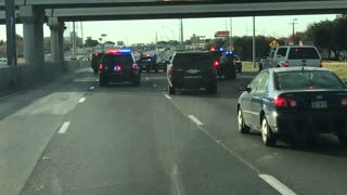Trapped in a Slow High-Speed Chase - Video