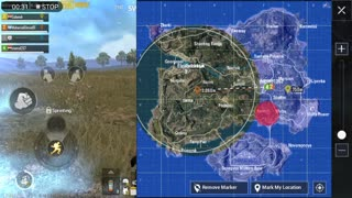 Best Energy Soda Bars In Blue Zone Pubg game