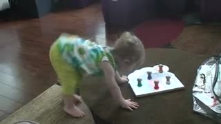 I've Never Seen a Baby Dance Like This Before! So Funny!  - Video