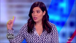 America Ferrera fear-mongers over Kavanaugh confirmation