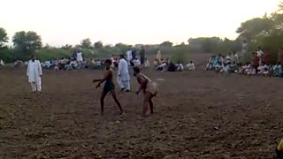 kabadi match  - Video