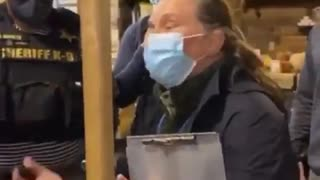 Gym owner puts council and cops in their place!