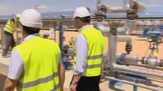 Israeli firm looks to keep solar power generators running at night - Video