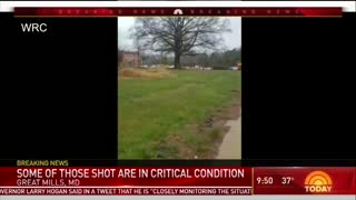 School Resource Officer Takes Action to Stop Maryland Shooter, Ending Potential Rampage - Video